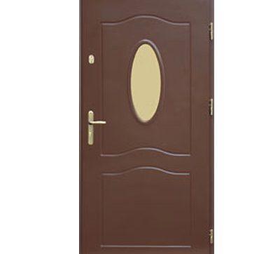 Solidne drzwi zewnętrzne
